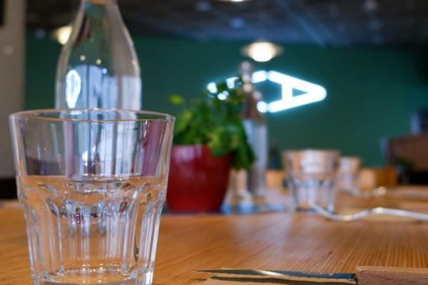 présentation table